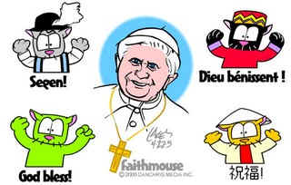 Chico and Joseph: A Cat Recounts the Life of Pope Benedict XVI