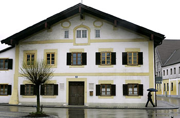 Pope Benedict XVI birthplace