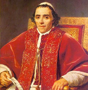 Cultural Catholic - Pope Pius VII